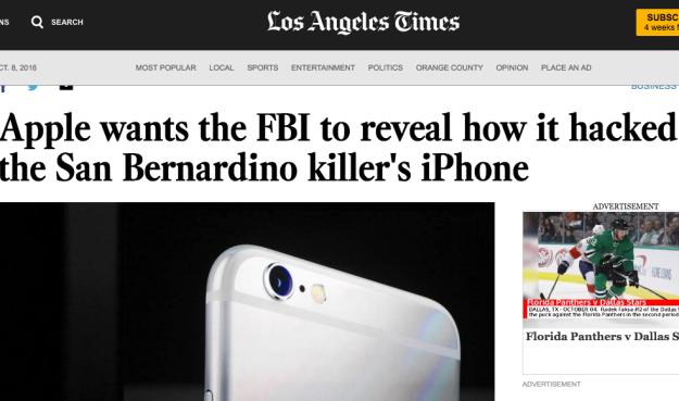Los Angeles Times Peter Tran LA Times