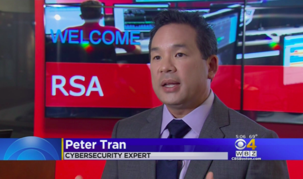 CBS News Boston Peter Tran